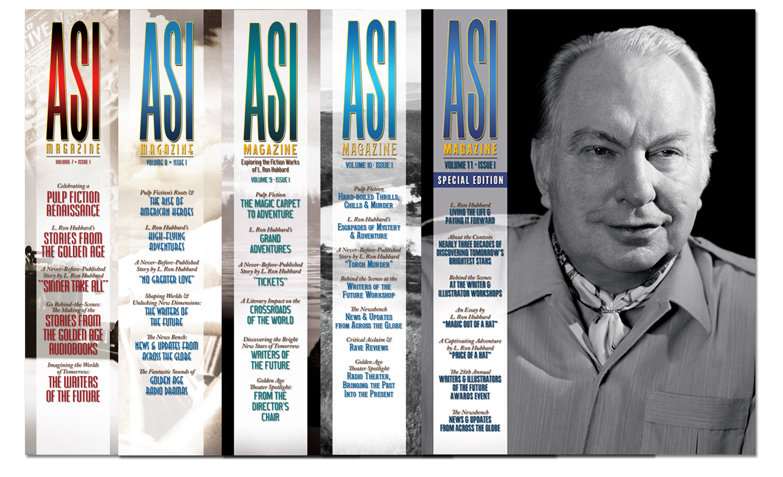 ASI Magazines