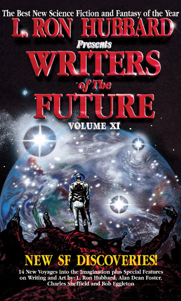 Writers of the Future Volume 11