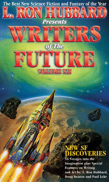 Writers of the Future Volume 12
