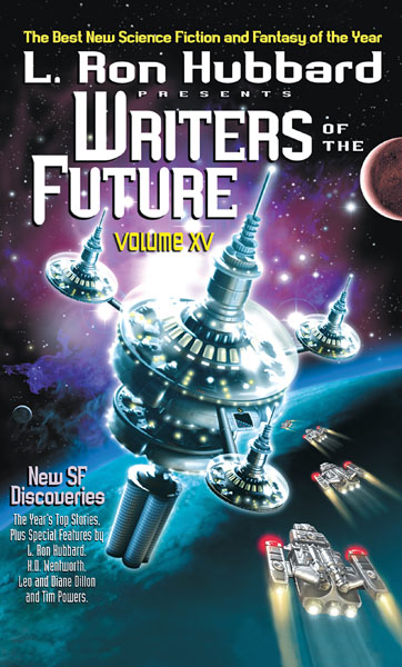 Writers of the Future Volume 15