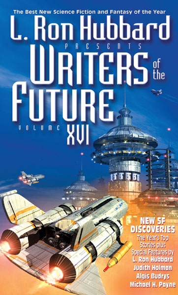 Writers of the Future Volume 16