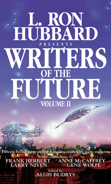 Writers of the Future Volume 2