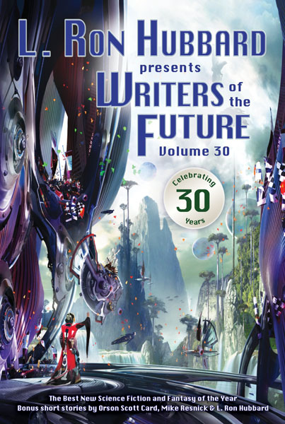 Writers of the Future Volume 30