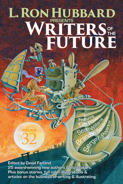 Writers of the Future Volume 32