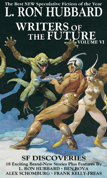 Writers of the Future Volume 6