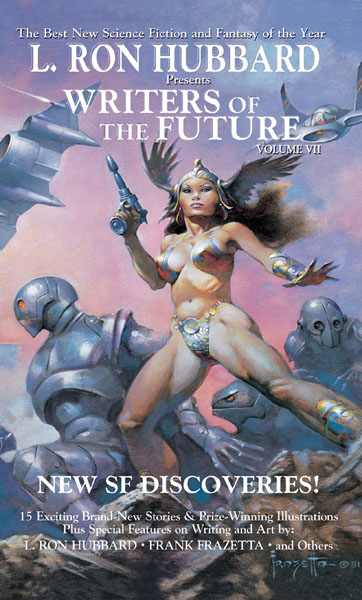 Writers of the Future Volume 7