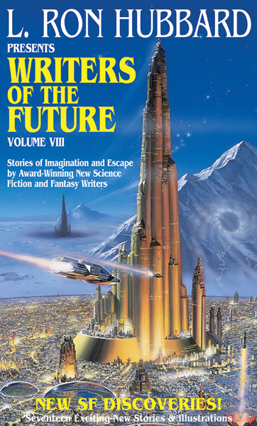 Writers of the Future Volume 8