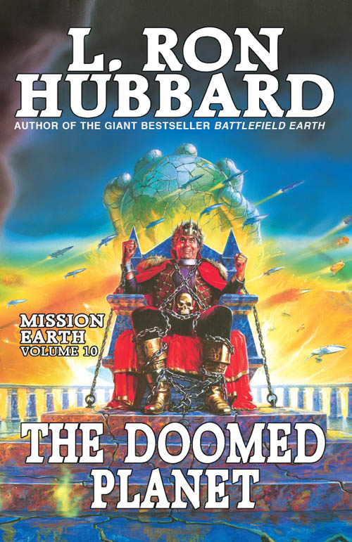 The Enemy Within, Mission Earth, Volume 10, published in 1987